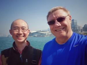 Keng and David