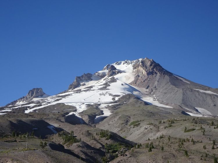 Mt Hood from Timberline Lodge