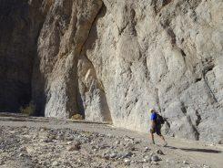 Hiking up Cottonwood/Marble Canyon