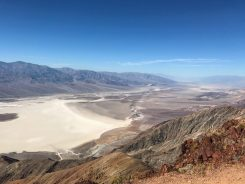 A view of Death Valley from Dante's View