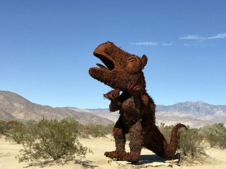 Furry Dinosour