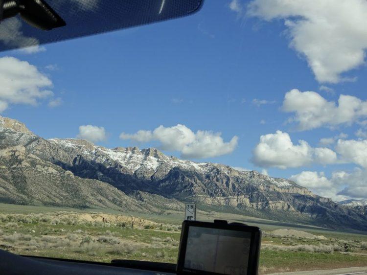 Nevada Hwy 318
