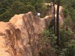 Narrow ridges of Pai Canyon