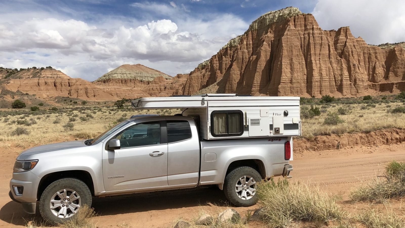 Long overdue Equipment Update (Four Wheel Camper) – David and Keng
